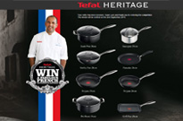 Tefal Heritage consumer Promotion